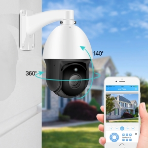 Get a Free NVR with 4 or more surveillance cameras installed in Taunton MA