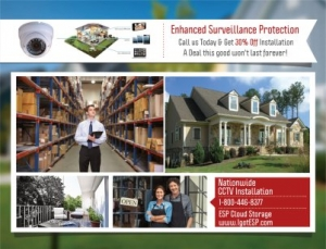 Big Summer Savings on All CCTV Products and Security Camera System Installations!